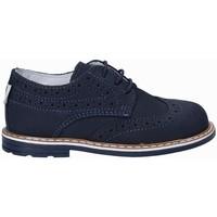 Topánky Chlapci Derbie Melania ME1003B8E.H Modrá