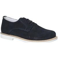 Topánky Chlapci Derbie Melania ME6276F8E.A Modrá