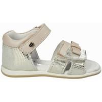Topánky Dievčatá Sandále Melania ME0814A8E.C Béžová