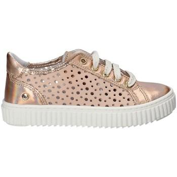 Topánky Dievčatá Derbie Melania ME6132F8E.A Ružová