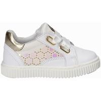 Topánky Dievčatá Nízke tenisky Melania ME1142B8E.A Biely