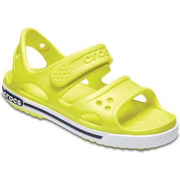 Topánky Deti Sandále Crocs 14854 žltá