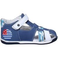 Topánky Deti Sandále Melania ME0802A8E.D Modrá