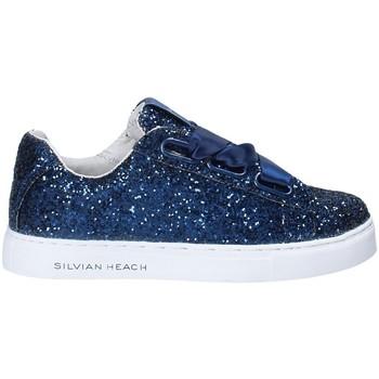 Topánky Deti Nízke tenisky Silvian Heach SH-S18-6 Modrá