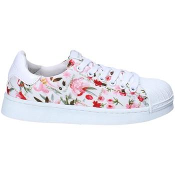 Topánky Dievčatá Nízke tenisky Silvian Heach SH-S18-01 Biely