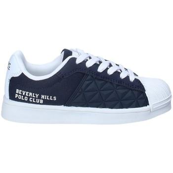 Topánky Chlapci Nízke tenisky Beverly Hills Polo Club BH-2023 Modrá