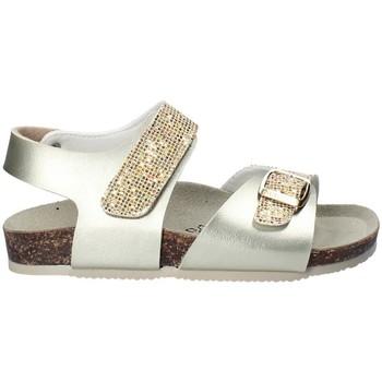 Topánky Dievčatá Sandále Gold Star 8847Q žltá