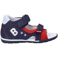 Topánky Deti Sandále Balducci CITA1087 Modrá