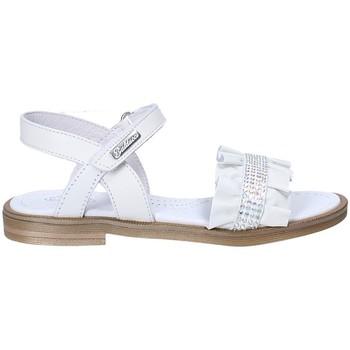 Topánky Dievčatá Sandále Balducci 10233A Biely