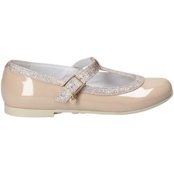 Topánky Dievčatá Balerínky a babies Melania ME6109F8E.A Ružová