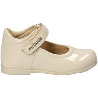 Topánky Dievčatá Balerínky a babies Melania ME1023B8E.B Béžová