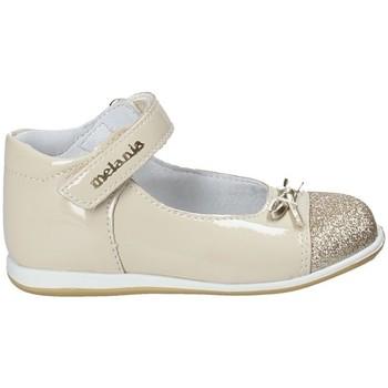 Topánky Dievčatá Balerínky a babies Melania ME0110A8E.B Béžová