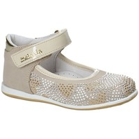 Topánky Dievčatá Balerínky a babies Melania ME0104A8E.D Béžová