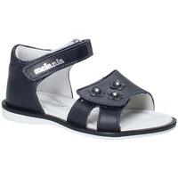 Topánky Dievčatá Sandále Melania ME8131B8E.A Modrá