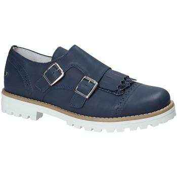 Topánky Chlapci Derbie Melania ME6084F8E.C Modrá