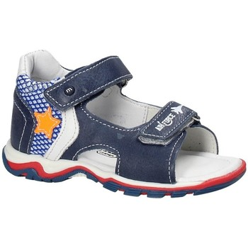 Topánky Deti Sandále Melania ME8169B8E.A Modrá