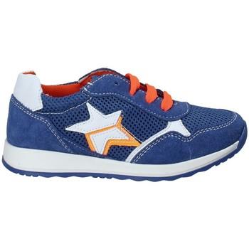 Topánky Chlapci Nízke tenisky Melania ME2153D8E.B Modrá