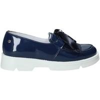 Topánky Deti Mokasíny Melania ME6076F8E.C Modrá