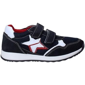 Topánky Chlapci Nízke tenisky Melania ME2175D8E.D Modrá