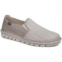 Topánky Muži Slip-on CallagHan 14505 Béžová