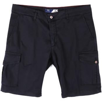 Oblečenie Muži Šortky a bermudy Sei3sei PZV130 81408 Modrá