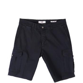 Oblečenie Muži Šortky a bermudy Sei3sei PZV130 8157 Modrá