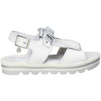 Topánky Dievčatá Sandále Melania ME4149D8E.A Biely