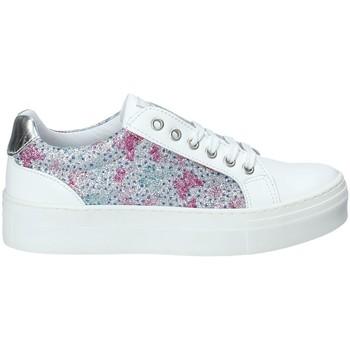 Topánky Dievčatá Nízke tenisky Melania ME6104F8E.A Biely