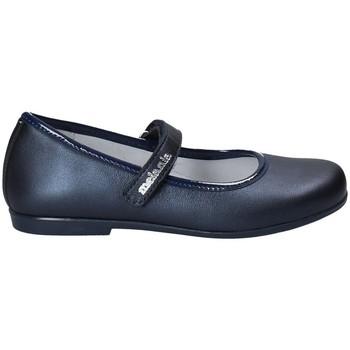 Topánky Dievčatá Balerínky a babies Melania ME2022D8E.A Modrá