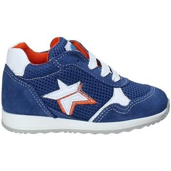 Topánky Chlapci Členkové tenisky Melania ME1153B8E.B Modrá