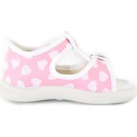 Topánky Dievčatá Sandále Naturino 1500757 10 Ružová