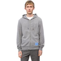 Oblečenie Muži Mikiny Calvin Klein Jeans K10K102711 Šedá
