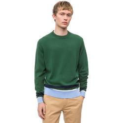 Oblečenie Muži Svetre Calvin Klein Jeans K10K102728 Zelená