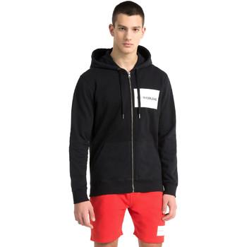 Oblečenie Muži Mikiny Calvin Klein Jeans J30J307760 čierna