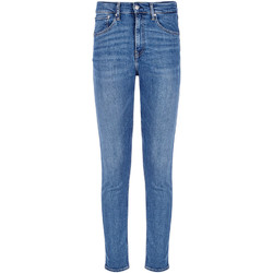 Oblečenie Muži Rifle Slim  Calvin Klein Jeans J30J308032 Modrá