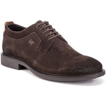 Topánky Muži Derbie Lumberjack SM34704 005 A16 Hnedá