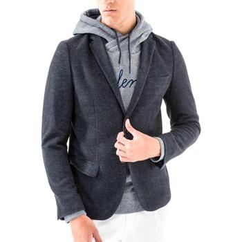 Oblečenie Muži Saká a blejzre Antony Morato MMJA00368 FA100171 Modrá