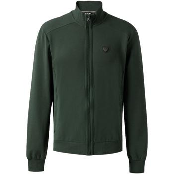 Oblečenie Muži Mikiny Ea7 Emporio Armani 6ZPM78 PJP7Z Zelená
