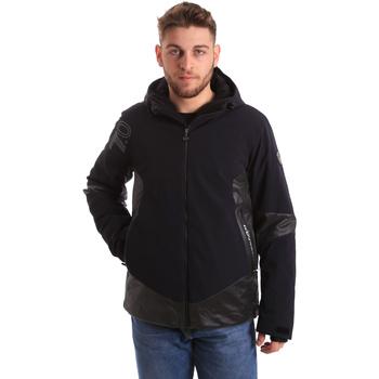 Oblečenie Muži Parky Ea7 Emporio Armani 6ZPG10 PN44Z čierna