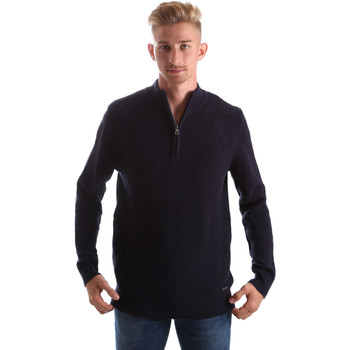 Oblečenie Muži Svetre Gas 561974 Modrá