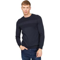 Oblečenie Muži Svetre Gas 561990 Modrá