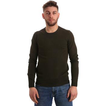 Oblečenie Muži Svetre Gaudi 821BU53003 Zelená