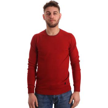 Oblečenie Muži Svetre Gaudi 821BU53003 Červená