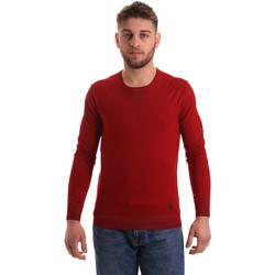 Oblečenie Muži Svetre Gaudi 821BU53036 Červená