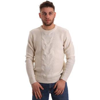 Oblečenie Muži Svetre Gaudi 821BU53042 Biely