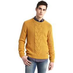 Oblečenie Muži Svetre Gaudi 821BU53042 žltá