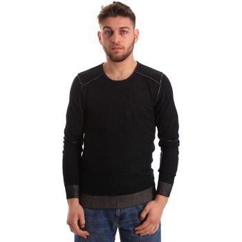 Oblečenie Muži Svetre Gaudi 821FU53008 čierna