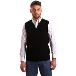 Oblečenie Muži Cardigany Gaudi 821FU53025 čierna
