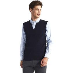Oblečenie Muži Cardigany Gaudi 821FU53025 Modrá
