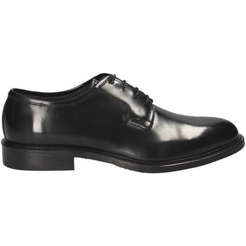 Topánky Muži Derbie Rogers 750_2 čierna